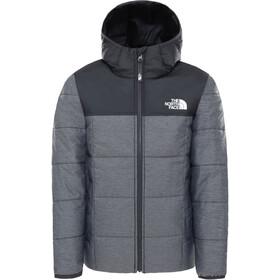 The North Face Resolve Perrito Jacket Boys TNF medium grey heather